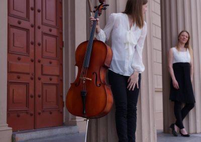 Hanneke Rouw en Afke Wiersma, Concert