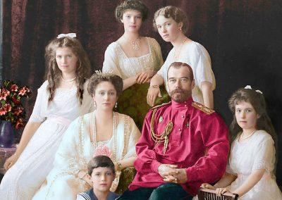 Alexandra Fjodorovna Romanov, de laatste tsarina